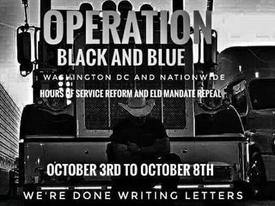 В Вашингтоне пройдут протесты против тахографов – американцы готовят недельную акцию