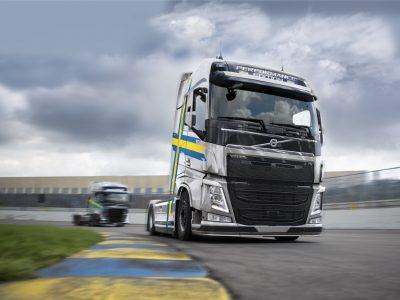 Szwedzi postawią na ciężarówki  napędzane LNG