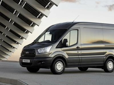 Ford представил «подключенный» Transit для России