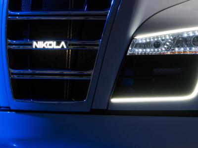 E-ciężarówki Nikola wejdą na rynek już za 4 lata