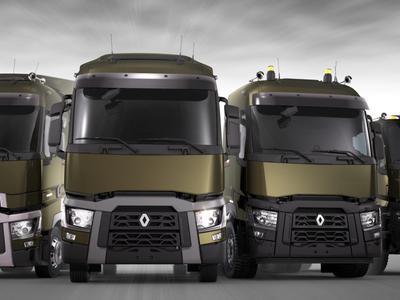 Renault Trucks намерена занять более 6 проц. в сегменте импортных грузовиков