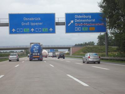 Rozbudowa A1 w Niemczech wchodzi w kolejny etap