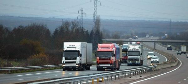 Bezpłatne szkolenie dla transportowców