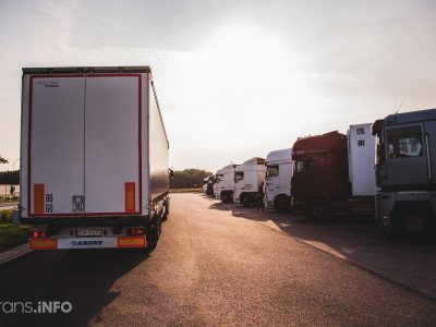New Parking Spaces for Trucks will be Created at Rest Areas along German A1 road