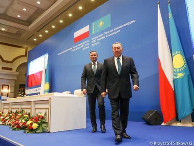 Mała konkurencja i wysokie marże. Kazachstan może być dla Polski bramą na rynki Azji Środkowej