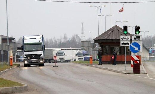 Латвия: Профсоюз таможенников объявил предупредительную забастовку
