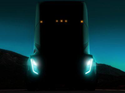Wann wird Tesla Semi verfügbar sein?