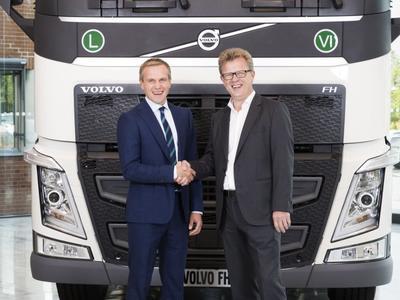 Girteka Logistics обявляет о приобретении 2 тыс. новых тягачей Volvo FH