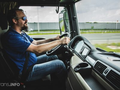 Every fifth truck driver position in Europe is vacant. Soon, there could be twice as many.