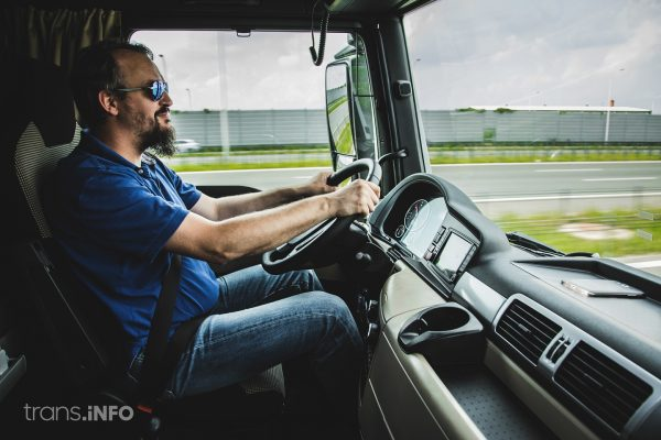 New hourly rates for the drivers delegated to France