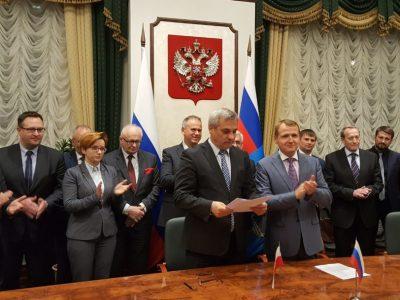 Efekt rozmów ws. limitów przewozowych: Rosjanie dostaną dodatkowe zezwolenia. Polacy też, ale mniej