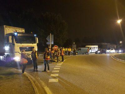 Francuskie związki zawodowe zapowiadają protesty. Mogą być utrudnienia na drogach