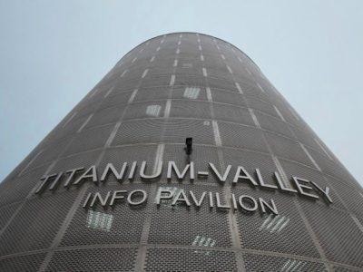 Инспектор прошел пешком 6 км, чтобы проверить готовность таможни в «Титановой долине»
