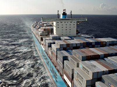 Die Pandemie hindert Maersk nicht am Rekordertrag