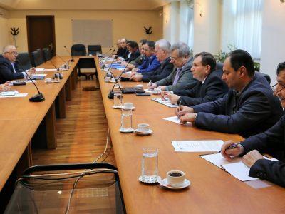 Patronatele din transporturi au avut o întâlnire de lucru cu Ministrul Stroe