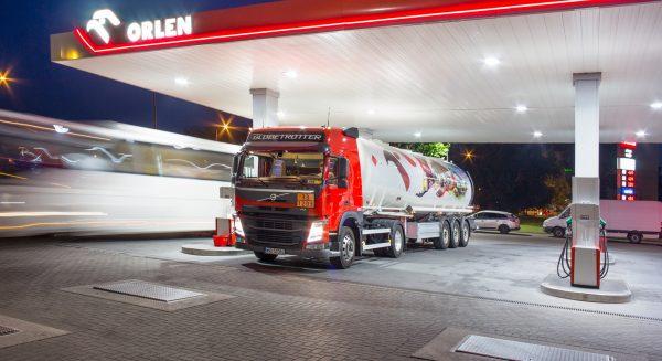 Orlen wchodzi do branży transportowej. Państwowy gigant liczy na 25 mln zł rocznie