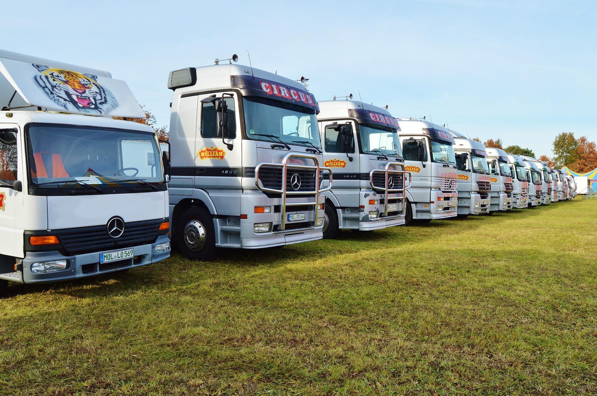 Zatrudnianie kierowców z Ukrainy w Polsce utrudnione | Litwini mają sposób na zakazy w Niemczech