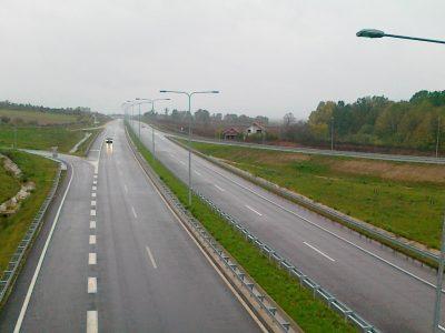 Светлее быть уже не может. Бельгия будет освещать автомагистрали также… днем