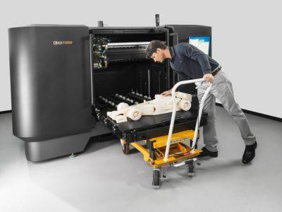 3D spausdintuvai sumažins transporto svarbą ateities Europoje – per ateinančius 40 metų prekyba sumažės 25 proc.