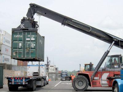 Rugsėjį Lietuvos užsienio prekybos deficitas sudarė 0,28 milijardo Eur