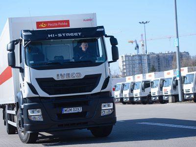 Poczta Polska snuje mocarstwowe plany. Zbuduje ogromny hub logistyczny