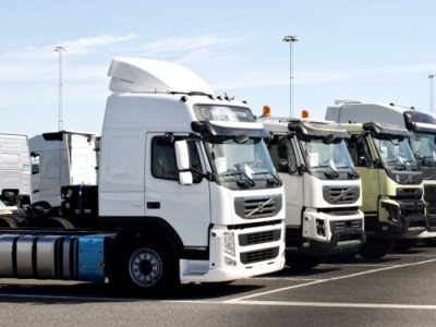 La finalul trimestrului trei, vânzările de camioane sunt cu 20% mai mici faţă de 2016