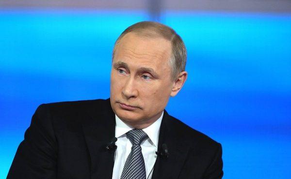 Путин рассказал о перспективе товарооборота с Китаем