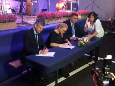 Przewoźnicy Słowenii nowym członkiem sojuszu na rzecz przyszłości transportu