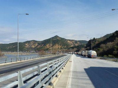 Новый переход на румынско-болгарской границе