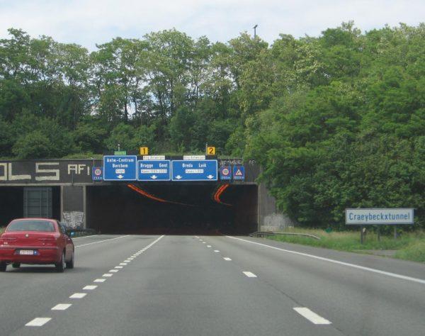Roboty drogowe w 9 belgijskich tunelach. Którędy nie przejedziesz i gdzie wyznaczono objazdy?