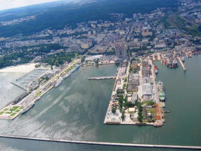 Port Gdynia zyska terminal intermodalny
