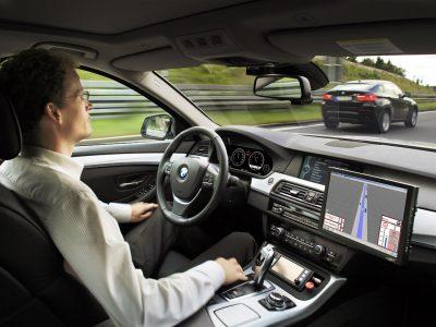 Российские беспилотные автомобили покажут в 2018 году