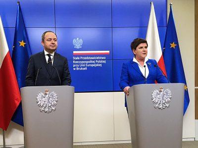 Posiedzenie ws. dyrektywy o delegowaniu. Dziś ciąg dalszy boju o polski transport
