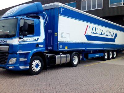 O dobę szybciej z Holandii do Polski. Operator usprawnia dostawy
