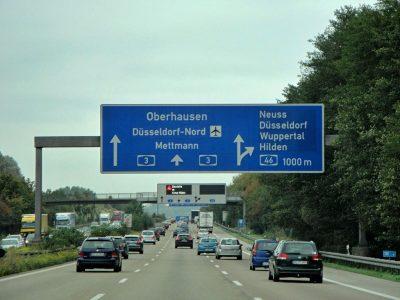 Ponad 30 km pasa awaryjnego niemieckiej autostrady stanie się jezdnią