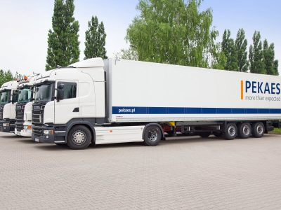 Znany polski przewoźnik wchodzi w transport ponadgabarytowy