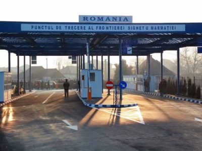 Trafic restricționat prin PTF Sighetu Marmației-Solotvino (Ucraina) până la sfârșitul anului