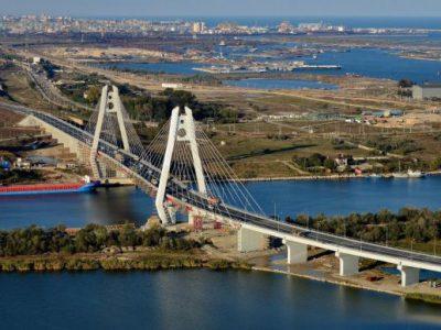 Restricțiile de circulație pe podul de la Agigea se mențin până la 28 noiembrie 2017