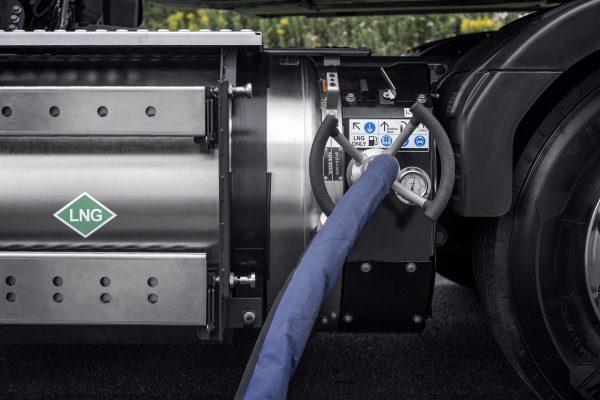 Ciężarówki na gaz ziemny zwolnione z ograniczeń jazdy w Tyrolu