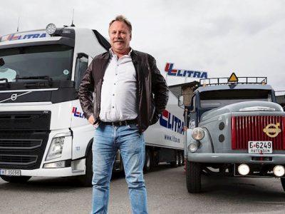 Эта транспортная компания была основана в 1917 году и существует по сегодняшний день – вдохновляющая история из Норвегии