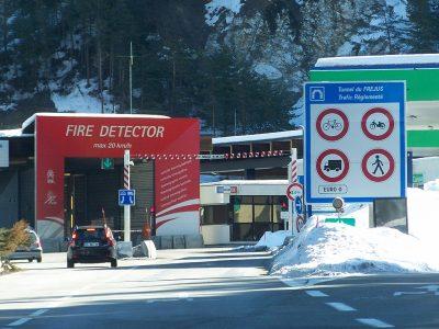 Francuscy związkowcy blokują alpejski tunel