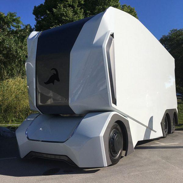 TransINSTANT: Nowe odcinki ekspresówek w 2021 r. | Autonomiczny truck wkrótce będzie woził towary dl