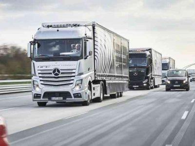 Vârsta medie a camionului european este de 11,7 ani. Câți ani are camionul tău?