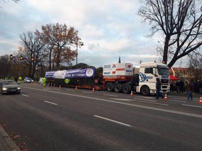 Stan polskich dróg blokuje rozwój transportu ponadgabarytowego