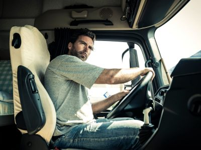 Umfrage: Franzosen loben LKW-Fahrer