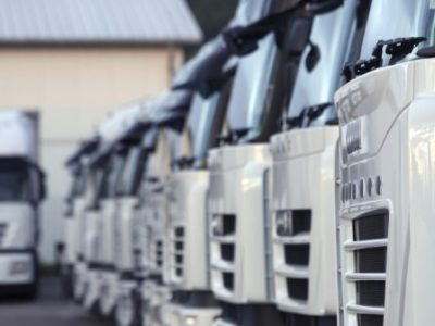 INS: Înmatriculările noi de vehicule pentru transportul mărfurilor au crescut cu 3% în al treilea trimestru