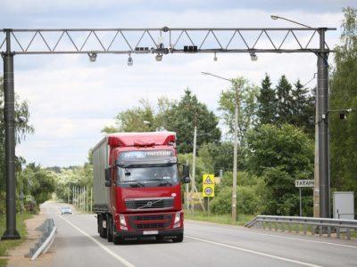 Бельгийские дорожные сборы будут взиматься на юге страны и будут расширены на другие дороги