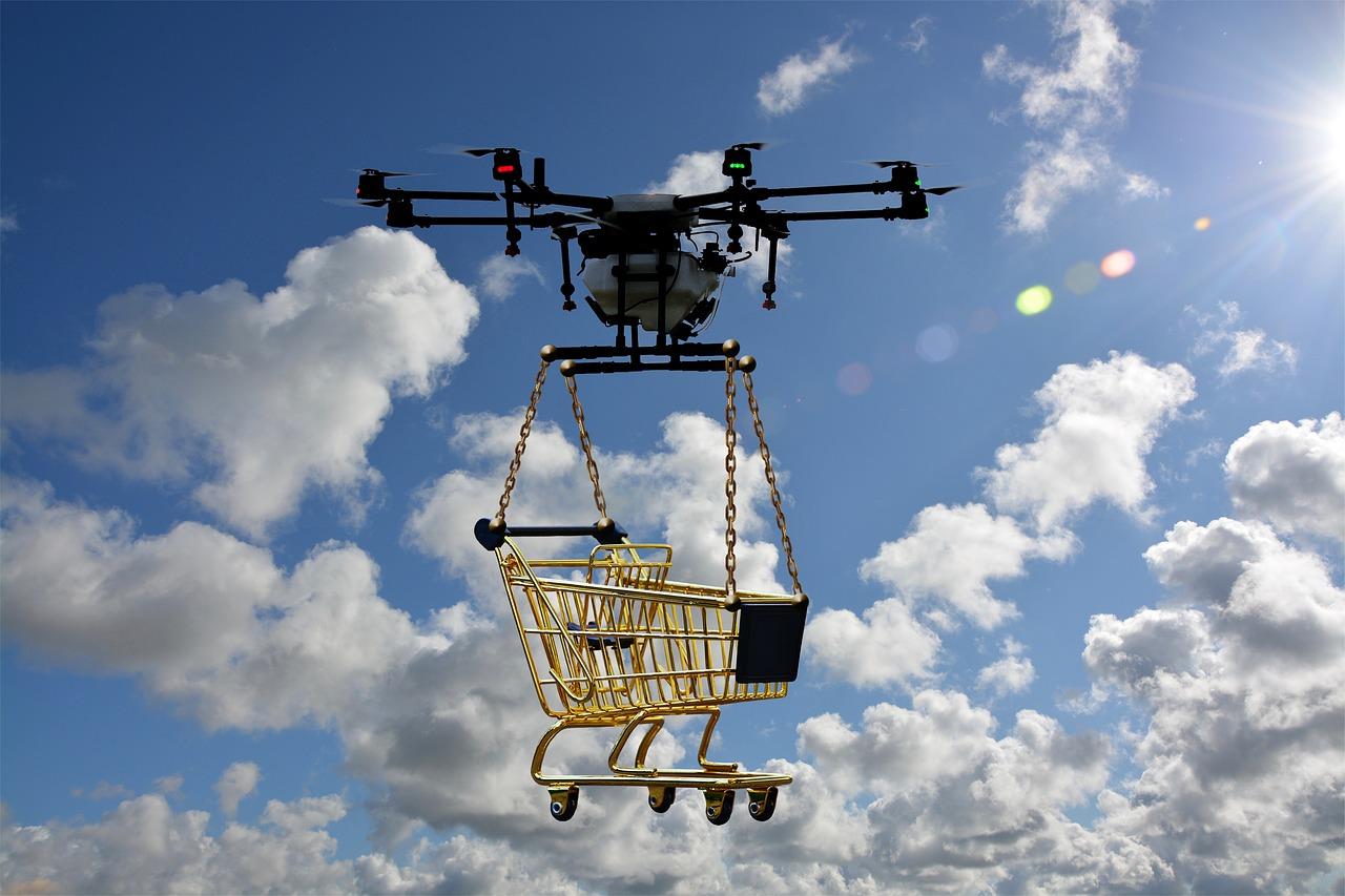 Ha drónok röppentik házhoz a csomagokat, mi lesz a futárokkal?