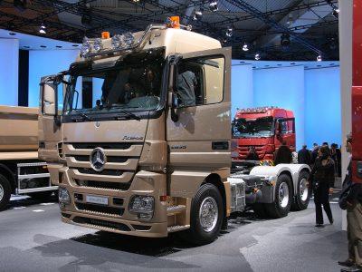 Drgnęła sprzedaż ciężarówek w krajach starej Unii. Rekordy nadal należą do Europy Środkowo-Wschodniej