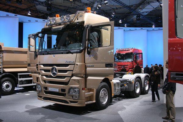 Drgnęła sprzedaż ciężarówek w krajach starej Unii. Rekordy nadal należą do Europy Środkowo-Wschodnie